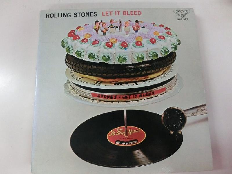 The Rolling Stones/Let It BleedのLPレコード通販・販売ならサウンドファインダー
