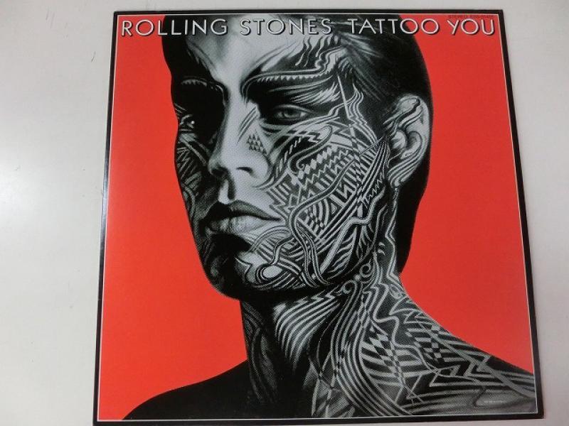 The Rolling Stones/Tattoo YouのLPレコード通販・販売ならサウンドファインダー