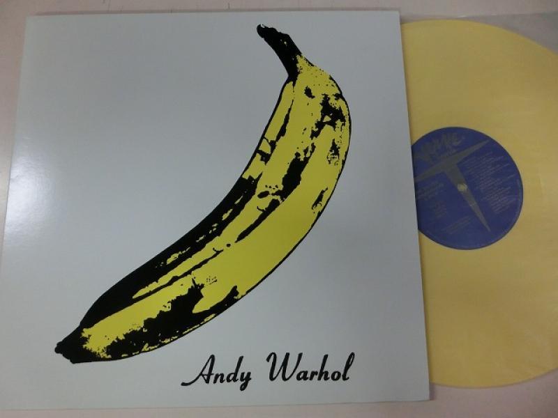 The Velvet Underground & Nico/The Velvet Underground & Nico (Yellow)のLPレコード通販・販売ならサウンドファインダー