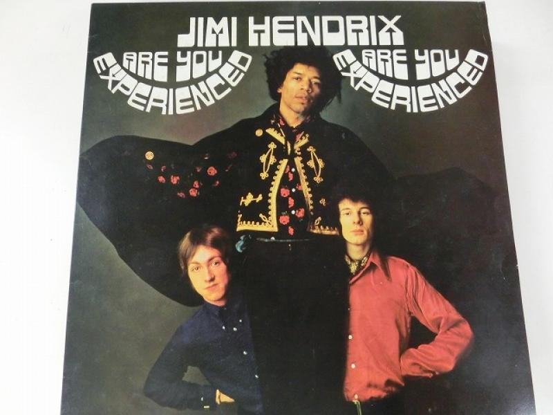 The Jimi Hendrix Experience/Are You ExperiencedのLPレコード vinyl LP通販・販売ならサウンドファインダー
