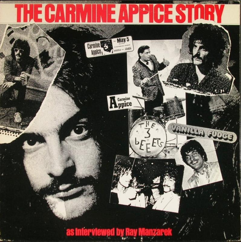 CARMINE APPICE カーマイン・アピス - The Carmine Appice Story - LP