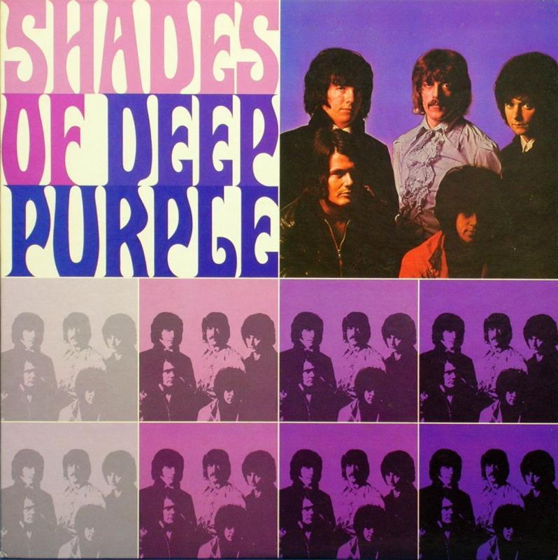 Deep Purple Shades Of Deep Purple レコード通販のサウンドファインダー