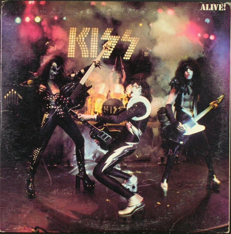 """Alive!地獄の狂獣のLPレコード通販・販売ならサウンドファインダー"""""""