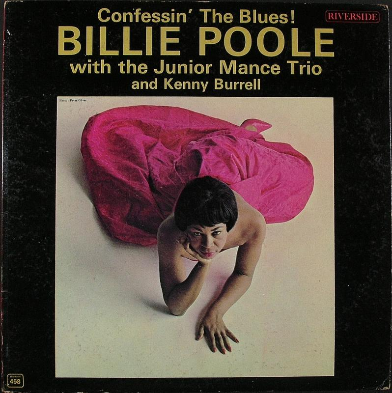 billie poole - confessin' the blues