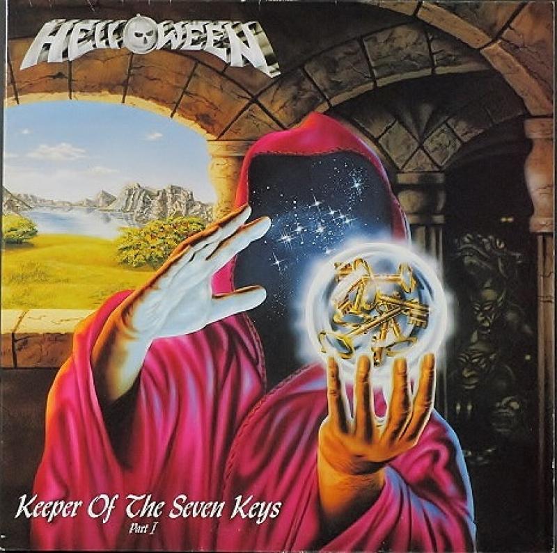 Helloween /Keeper Of The Seven Keys - Part IのLPレコード通販・販売ならサウンドファインダー
