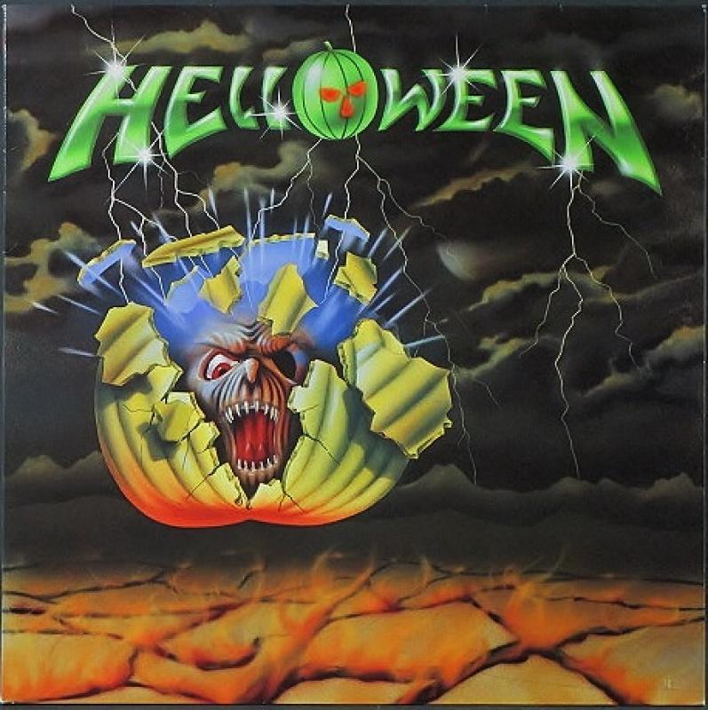 Helloween /Helloweenの12inch通販・販売ならサウンドファインダー