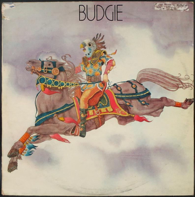 Budgie/BudgieのLPレコード通販・販売ならサウンドファインダー