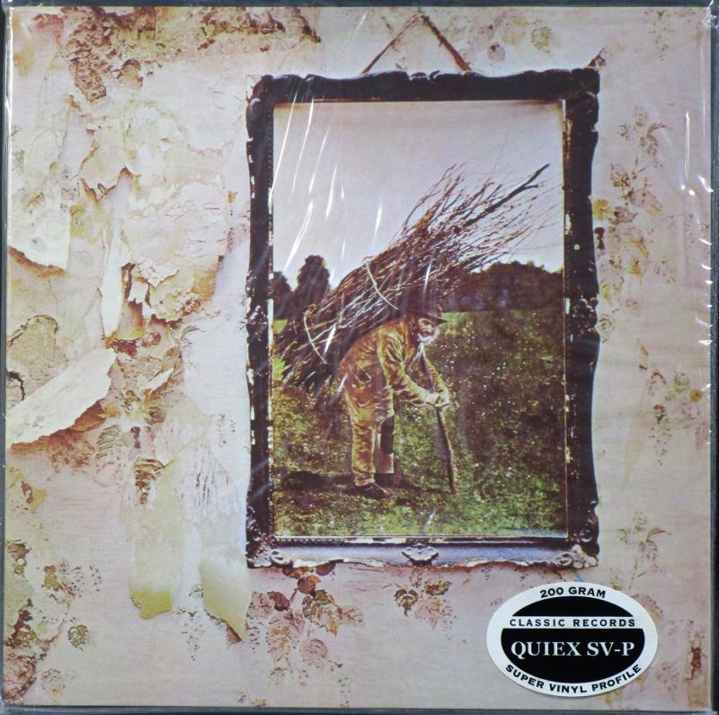 Led Zeppelin/Led Zeppelin IVのLPレコード通販・販売ならサウンドファインダー