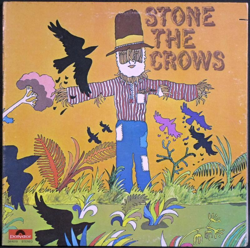 Stone The Crows/Stone The CrowsのLPレコード通販・販売ならサウンドファインダー