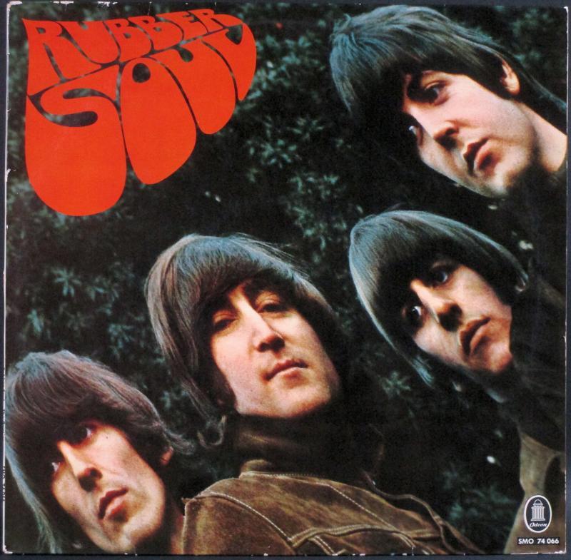 Beatles/Rubber SoulのLPレコード vinyl LP通販・販売ならサウンドファインダー