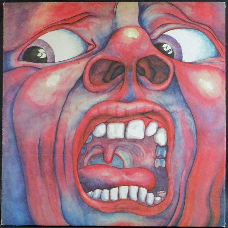 King Crimson/In The Court Of The Crimson KingのLPレコード vinyl LP通販・販売ならサウンドファインダー