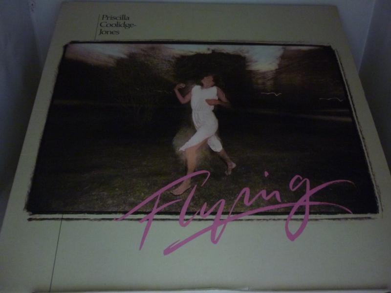 """プリシラ・クーリッジ・ジョーンズ/FLYINGのLPレコード通販・販売ならサウンドファインダー"""""""