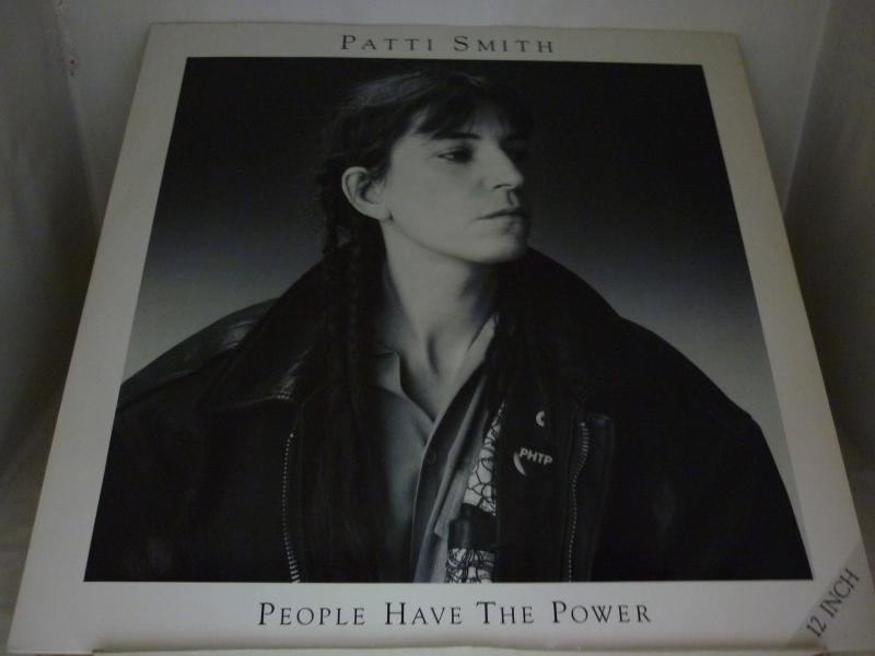パティ・スミス/PEOPLE