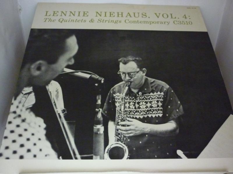 """レニー・ニーハウス/クインテッツ&ストリングスのLPレコード通販・販売ならサウンドファインダー"""""""