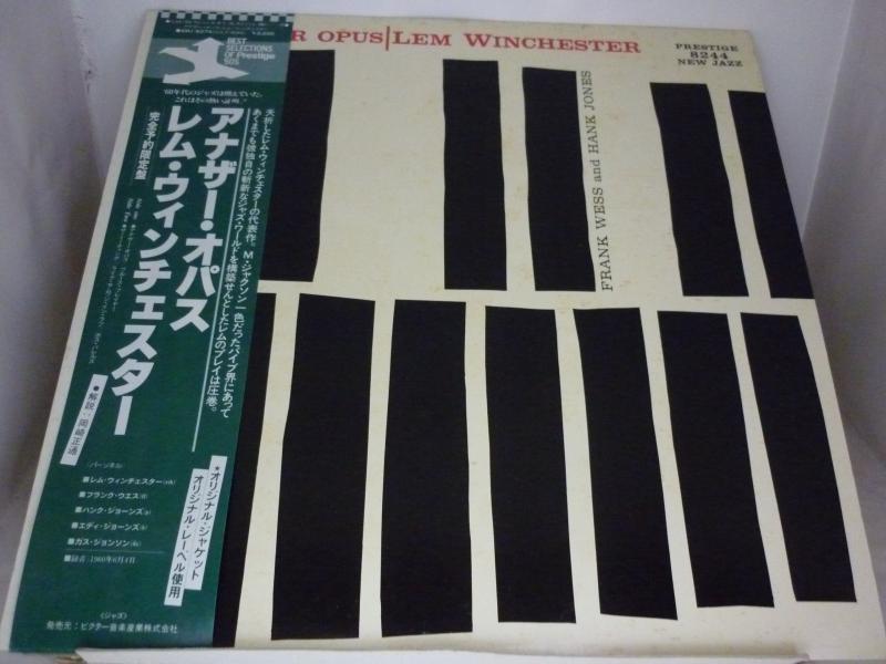 """レム・ウィンチェスター/アナザー・オパスのLPレコード通販・販売ならサウンドファインダー"""""""