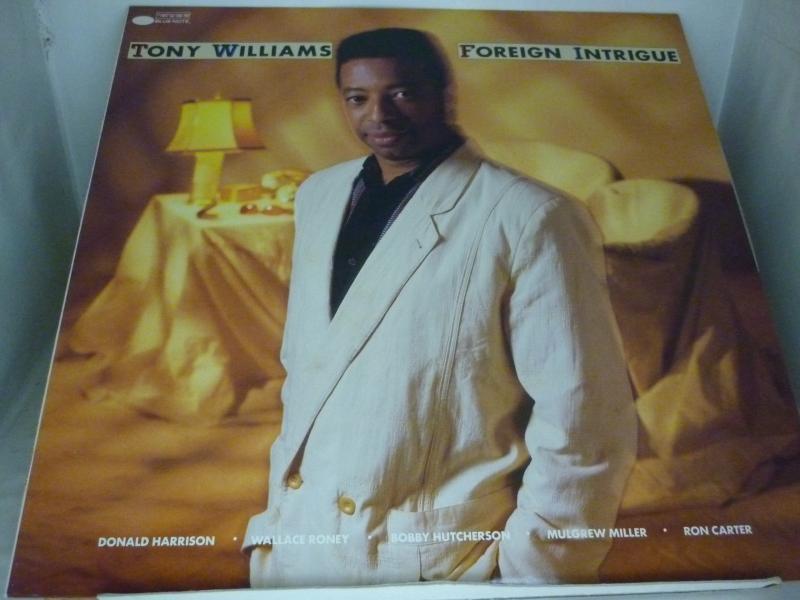 """トニー・ウィリアムス/フォーリン・イントリーグのLPレコード通販・販売ならサウンドファインダー"""""""