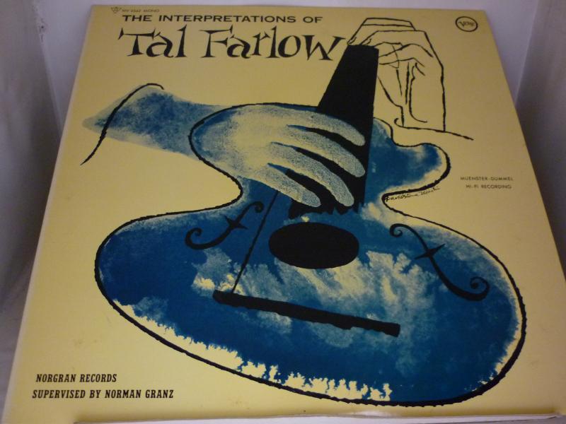 """タル・ファーロウ/インタープリテイションズ・オブ・タル・ファーロウのLPレコード通販・販売ならサウンドファインダー"""""""