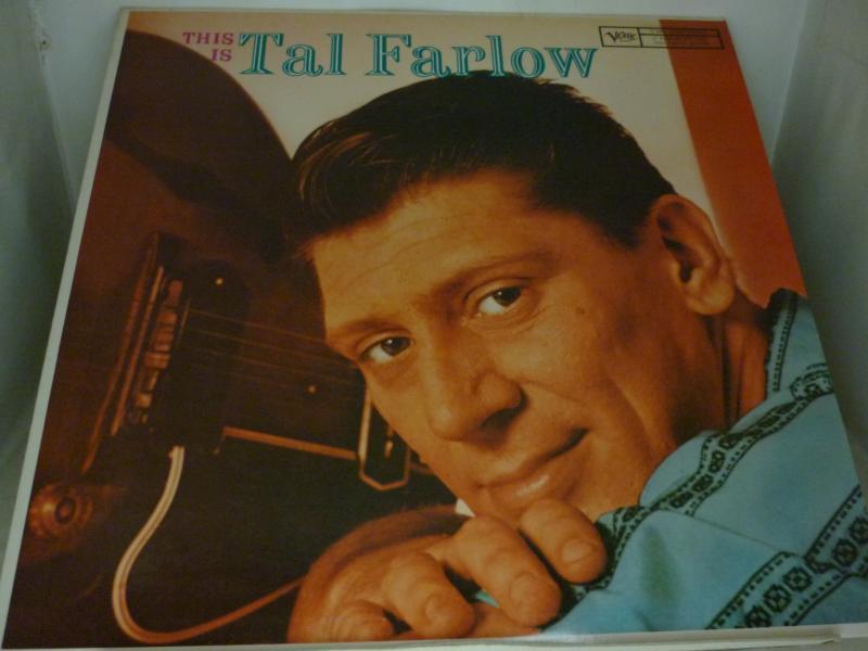 """タル・ファーロウ/ジス・イズ・タル・ファーロウのLPレコード通販・販売ならサウンドファインダー"""""""