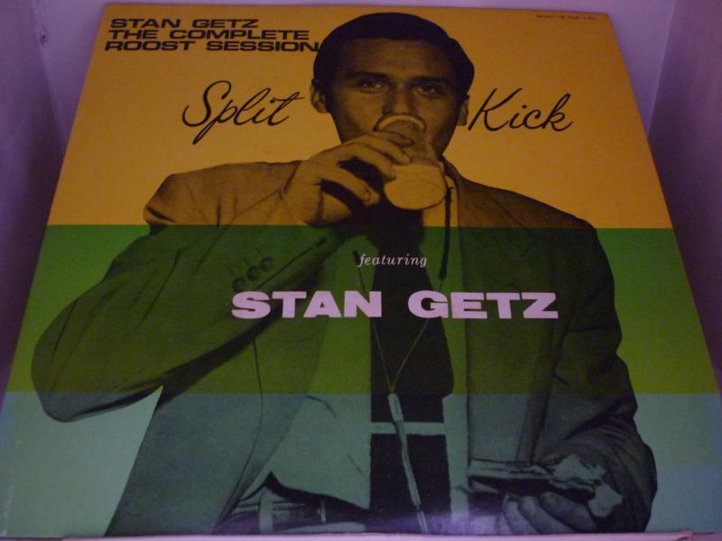 """スタン・ゲッツ/ザ・コンプリート・ルースト・セッションのLPレコード通販・販売ならサウンドファインダー"""""""