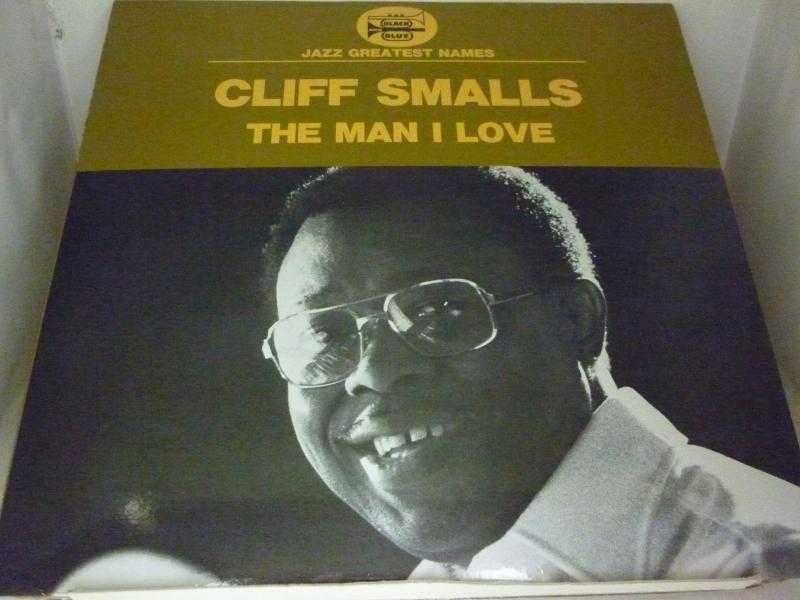 """クリフ・スモールズ/ザ・マン・アイ・ラヴのLPレコード通販・販売ならサウンドファインダー"""""""