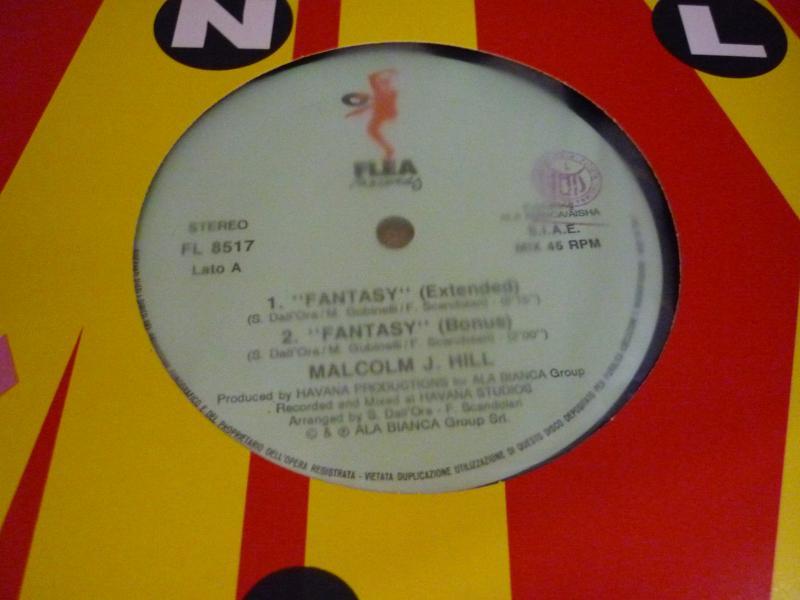 """マルコム・J・ヒル/FANTASYの12インチレコード通販・販売ならサウンドファインダー"""""""