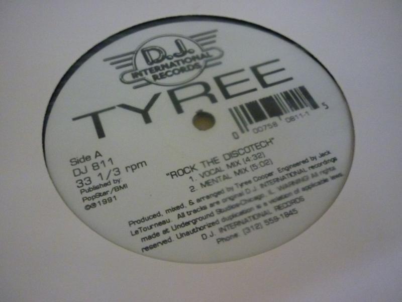 TYREE/ROCK