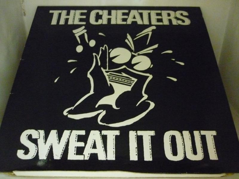 チーターズ/SWEAT