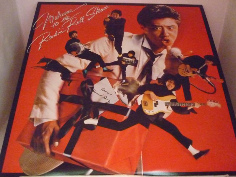 """ハウンドドッグ/ウェルカム・トゥ・ザ・ロックン・ロール・ショウのLPレコード通販・販売ならサウンドファインダー"""""""