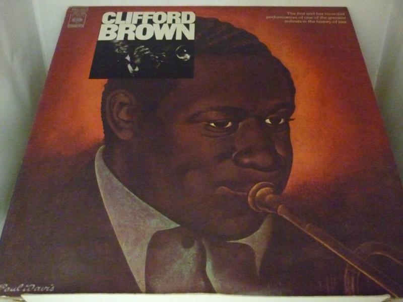 """クリフォード・ブラウン/ザ・ビギニング・アンド・ジ・エンドのLPレコード通販・販売ならサウンドファインダー"""""""