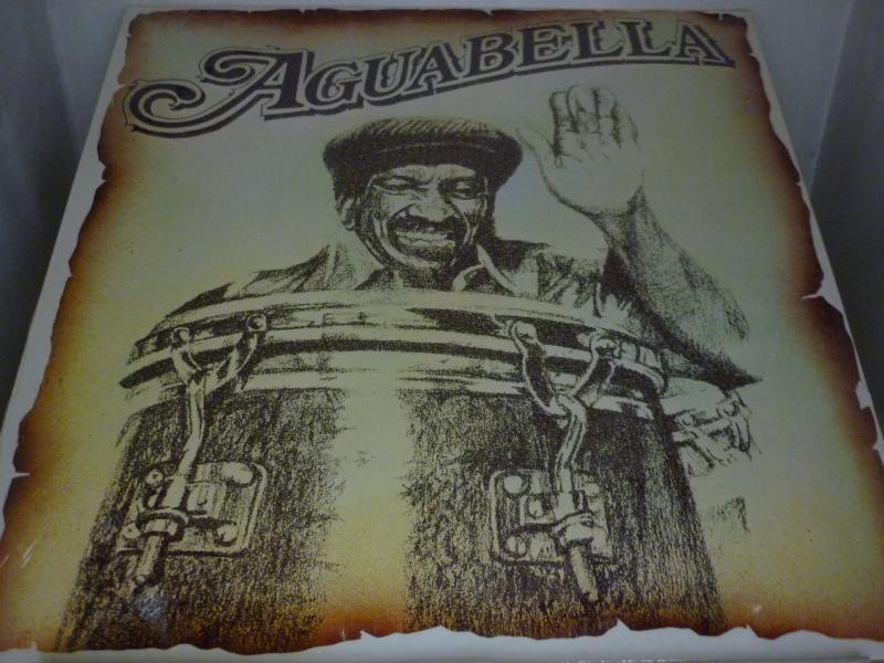 AGUABELLA/HITTING HARDのLPレコード通販・販売ならサウンドファインダー