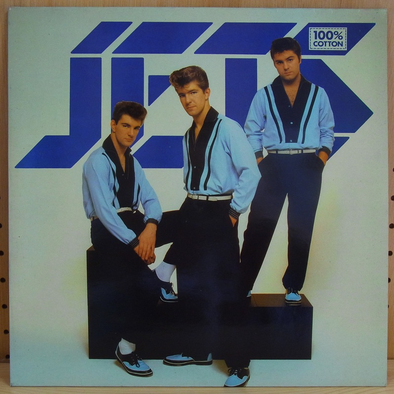 JETS - 100% COTTON - LP