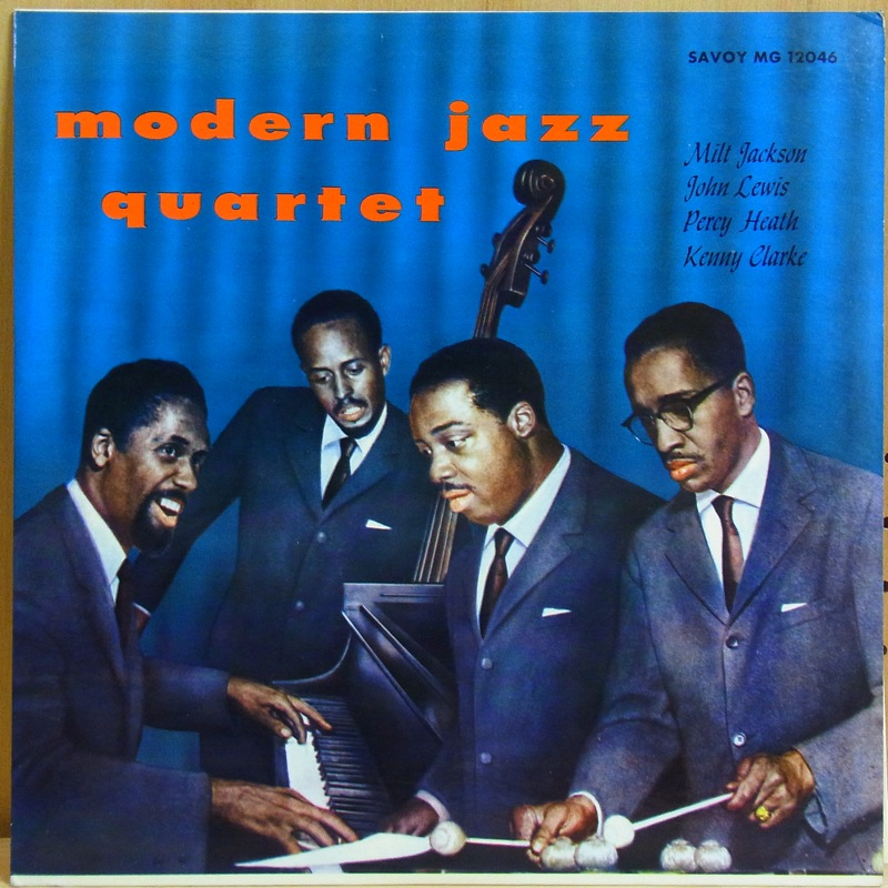 MODERN JAZZ QUARTET - MODERN JAZZ QUARTET - 33T