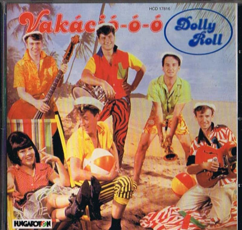 DOLLY ROLL - VAKACIO-O-O - CD