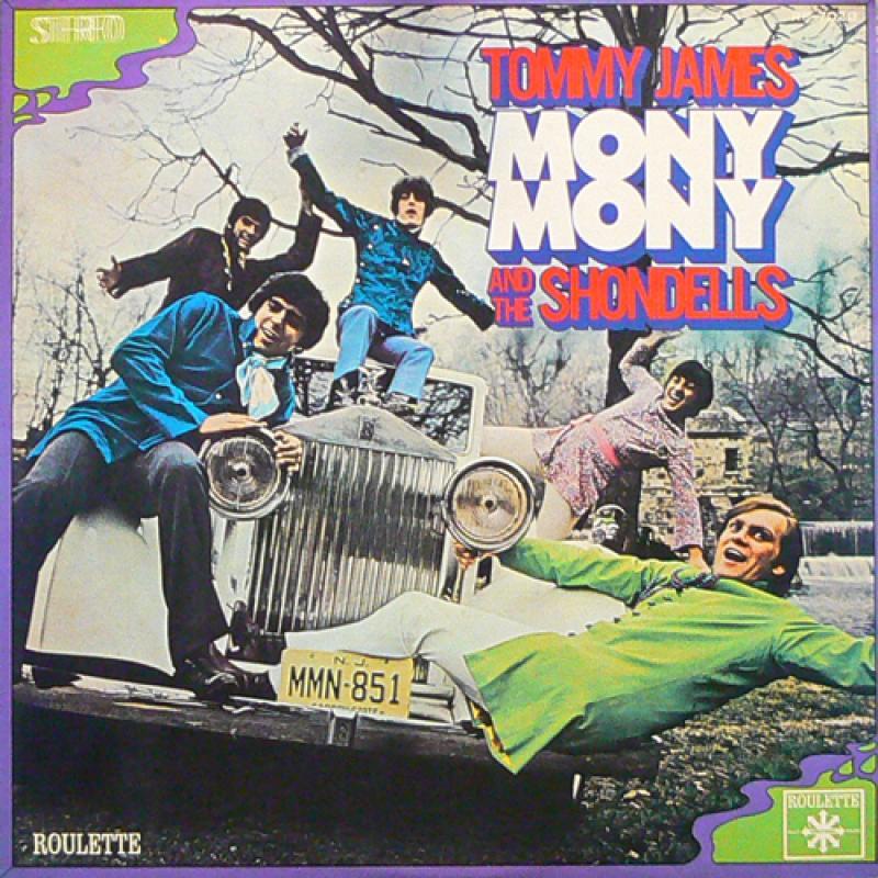 """トミー・ジェイムスとザ・シャンデルズ/モニー・モニーのLPレコード通販・販売ならサウンドファインダー"""""""