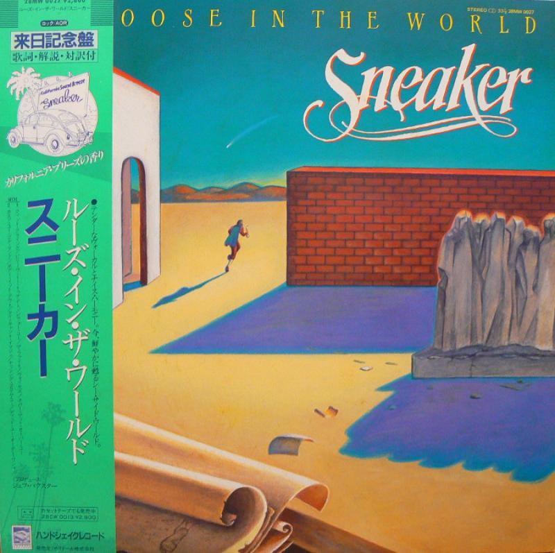 SNEAKER/LOOSE