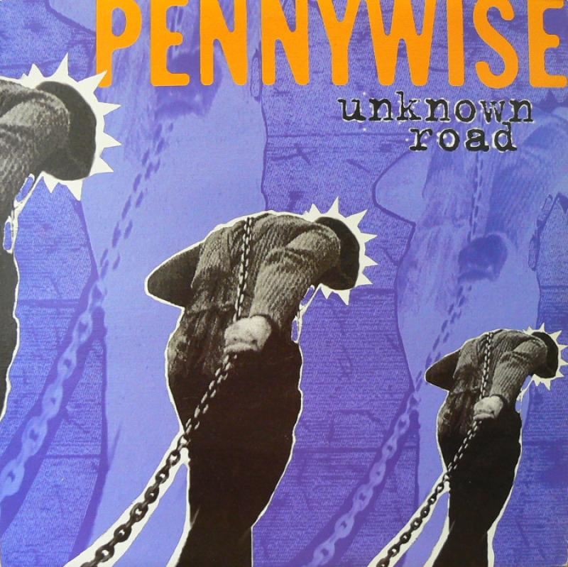 Pennywise Unknown Road レコード通販のサウンドファインダー