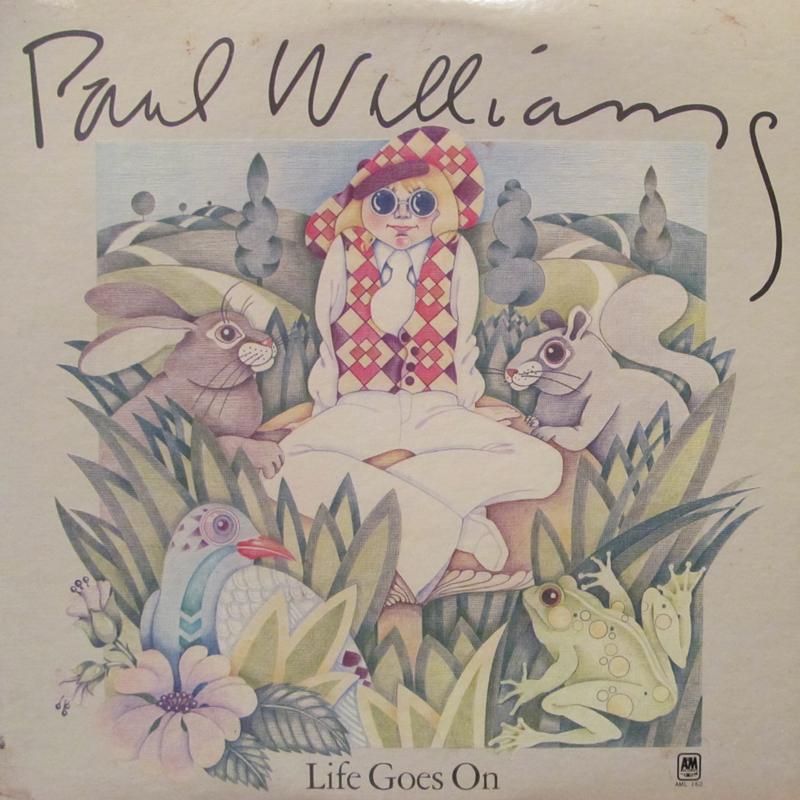 ポール・ウィリアムス/LIFE