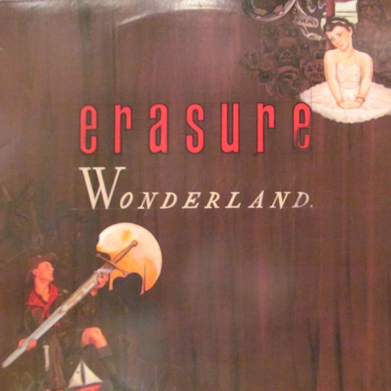 """Erasure/WonderlandのLPレコード通販・販売ならサウンドファインダー"""""""