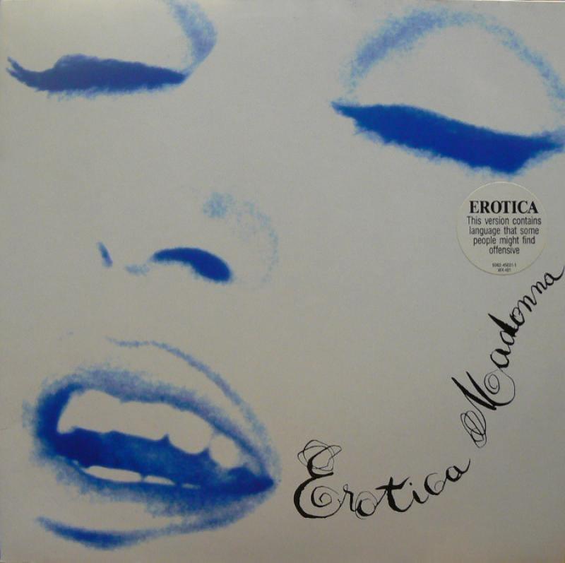"""MADONNA/EROTICAのLPレコード通販・販売ならサウンドファインダー"""""""