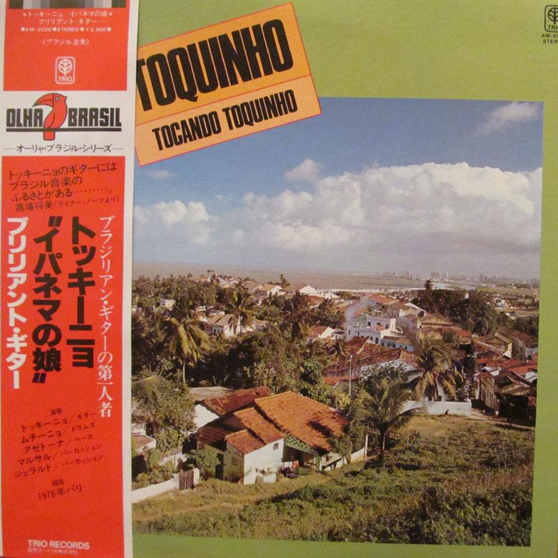 TOQUINHO/TOCANDO