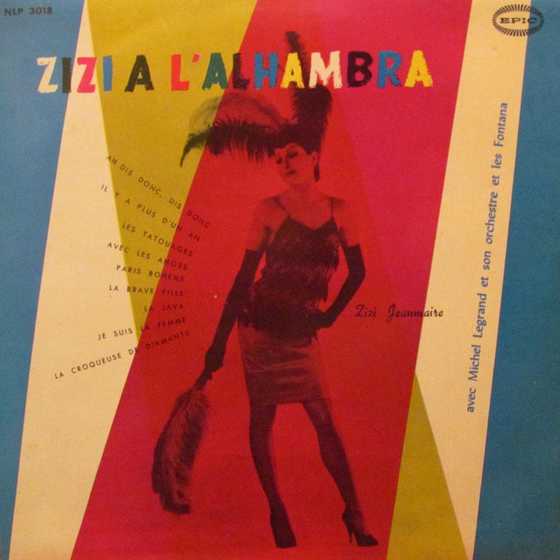 """ZIZI/L'ALHMBRAの10インチレコード通販・販売ならサウンドファインダー"""""""