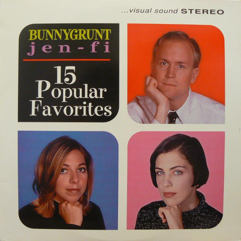 """BUNNYGRUNT/JEN-FIのLPレコード通販・販売ならサウンドファインダー"""""""