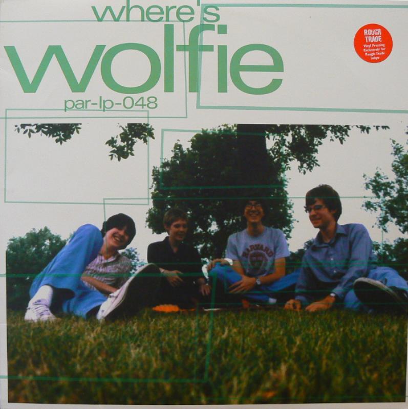 WOLFIE/WHERE'S