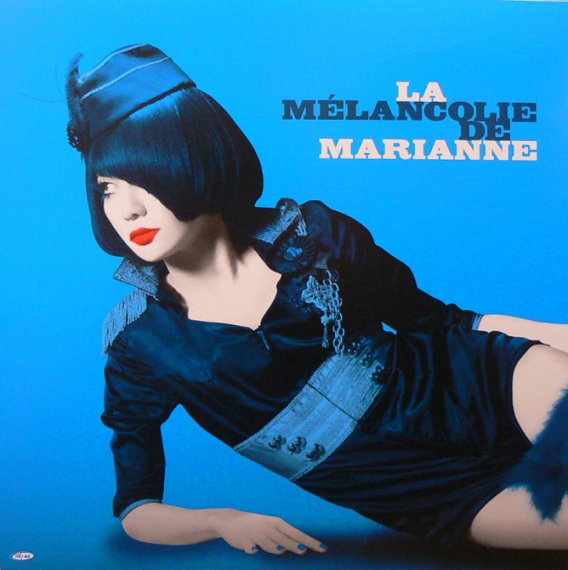 """キノコホテル/マリアンヌの憂鬱のLPレコード通販・販売ならサウンドファインダー"""""""