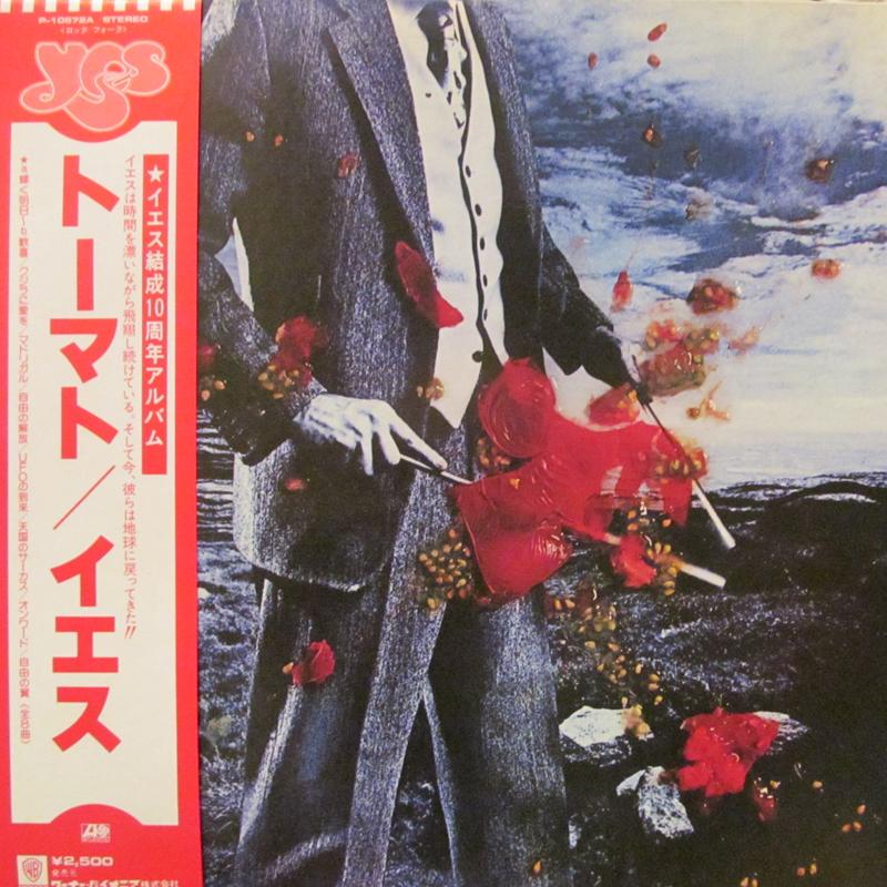 "Yes/TormatoのLPレコード通販・販売ならサウンドファインダー"""