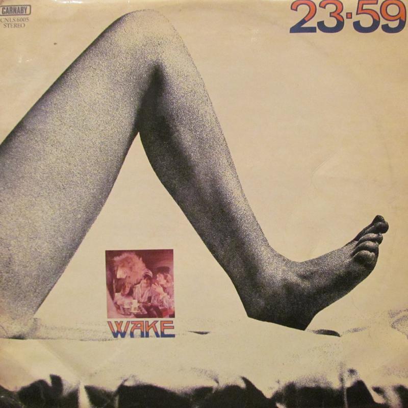 """WAKE/23・59のLPレコード通販・販売ならサウンドファインダー"""""""