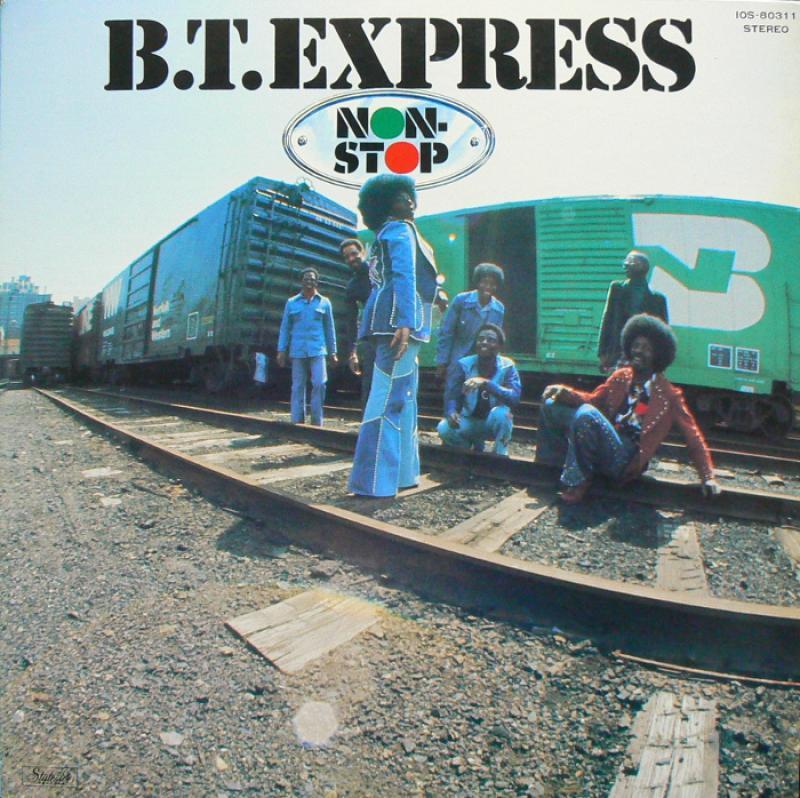 """B.T.EXPRESS/NON-STOPのLPレコード通販・販売ならサウンドファインダー"""""""