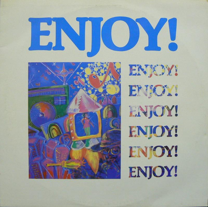 "V.A./ENJOY!の12インチレコード通販・販売ならサウンドファインダー"""