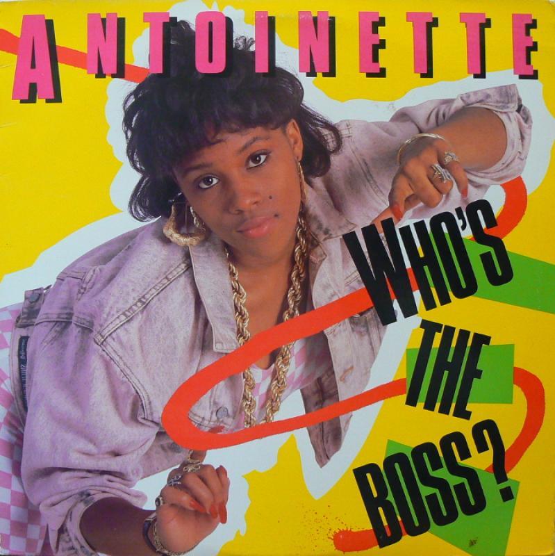ANTOINETTE/WHO'S