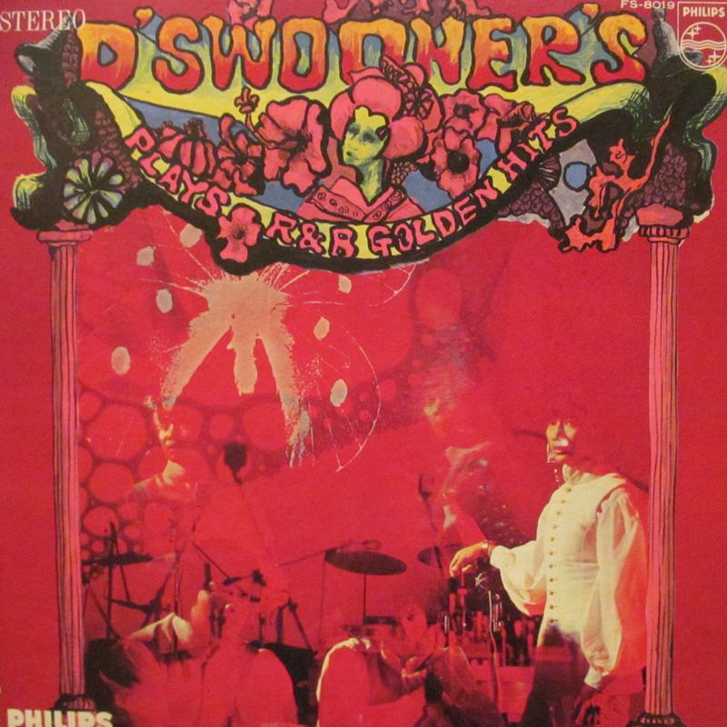 """D'SWOONER'S/リズム&ブルース天国のLPレコード通販・販売ならサウンドファインダー"""""""